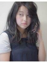 【Divina】黒髪×エフォートレスセミディ 荻野元気
