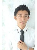 ☆ZIna☆勝負時ビジネスマンパーマ