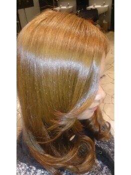 デュース ヘアーメイクス(DEUCE Hair Makes)の写真/気になるダメージやひとりひとりの髪質をしっかりと見極めて、提案をいたします◎