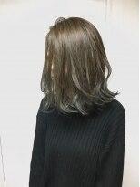 エレム (elem.)【elem.】無造作ミディアムヘア