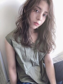 ヘア ナッティ(HAIR NATTY)の写真/お洒落に敏感な女性にオススメ!毎月通いやすい価格設定で、トレンドを取入れた最旬styleを叶えます♪