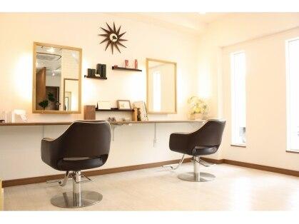 ヘアーサロン ループ(hair salon Loop)の写真