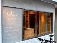 Salon -the hairdresser's- 【サロン】