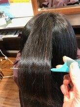 美容室 サンローズ大人のツヤ髪