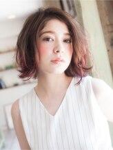 美容室ソラ 小岩店(sora)☆ロックスフェミニンタイル☆【小岩】