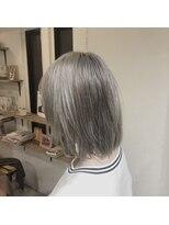 アイニコ(ainico)white beige