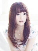 大人かわいいスウィートストレート【新宿】