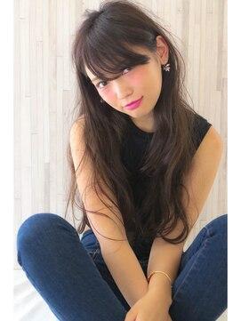 ココシック(COCO Chic)★おフェロ黒髪シースルーパーマ★cocochic下道正行