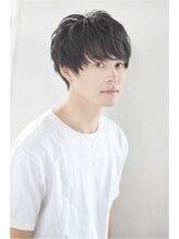 モッズ ヘア 上大岡店(mod's hair)トレンドのメンズマッシュショート 【SALLY 2008S/S】