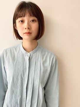 シキ 渋谷(siki)【siki】pure bob (原宿/表参道