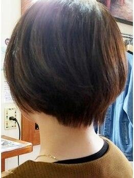 エリカ(hair salon elica)の写真/【カット¥3024】再現性抜群◎朝の時短ヘアもお任せ♪カジュアル~モテ可愛まであなたの理想を叶えます!!