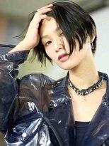 グリット ヘアプラスフォト(grit HAIR+PHOTO)【grit.】YOHEI WORKS (前下がりショート 06)