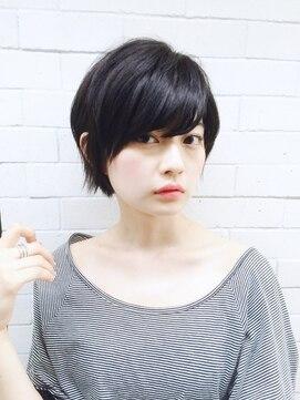 【髪の長さ別】黒髪のヘアアレンジ方法|ミディアム/ボブ/ショート/ロング