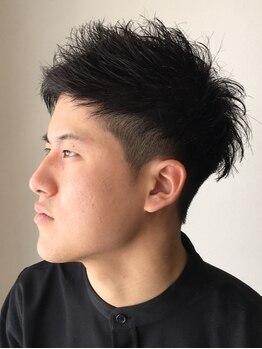 ピースヘアサロン(PEACE hair salon)の写真/【当日予約受付中】ON/OFFキマる!再現性の高いSTYLEなら《PEACE hair salon》