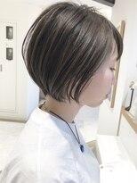 モッズヘア 仙台長町店(mod's hair)【mod's hair 仙台長町店】ゆったりショート(越後裕介)