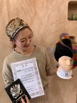 ニコバイミュゼ(nico.bymusee)の写真/シャンプーコンテスト/カットの県大会で受賞歴のあるStylistが、あなたを理想のヘアスタイルへと導きます。