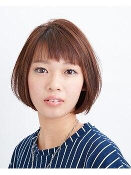 トゥー フェイス(TWO FACE)の写真/髪質に合った自然なストレートを再現するTWO FACEの縮毛矯正。他店との違いを感じたい方はお試しを♪
