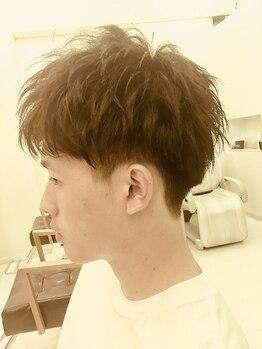 ヘアーワークスミスト 池袋店(Hair Works MIST)の写真/【THEOスキャルプコース+カット】将来の頭皮に投資!デザインだけでなく、ヘアケアまでご提案![池袋]