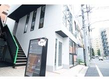 ギフト ヘアーデザイン(gift hair design)の雰囲気(こちらのビルの(右側)3階になります☆)