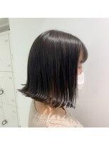 ウィル(WILL)暗髪透明感カラー【ココアグレージュ】