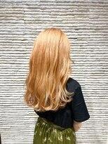 ビス ヘア アンド ビューティー 西新井店(Vis Hair&Beauty)ハイトーン/ミルクティーベージュ/ブリーチ/10代/20代/