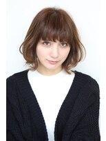 ヘアーメイク リアン 新田辺店(Hair Make REAN)◆REAN 京田辺/新田辺◆厚めバングのスリークボブ