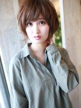 """アグ ヘアー ノード 広島店(Agu hair nord by alice)""""セット簡単""""クールショート☆"""