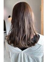 ルーチェ ヘアサロン(Luce hair salon)やわらかベージュ