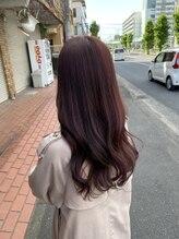 ヘアーサロン ミル(hair salon MiL)【MiL】#ピンクブラウン #ダークピンク #ピンクカラー