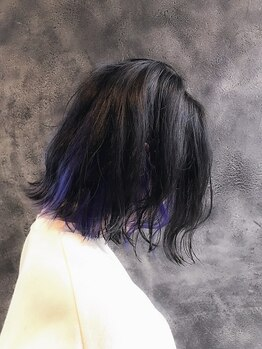 ヘアーメイク アディクト(HAIR MAKE addict)の写真/【和歌山★実力派人気サロン!!!】トレンド×なりたいを叶える《addict》1番似合うカラーでもっと私らしく♪