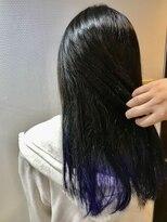 ラシックヘア 三木本店(LASSIC HAIR)インナーカラー