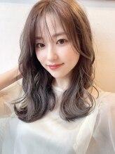 ヘアーサロン クスキ(hair salon KUSUKI)くびれ韓国風ヘア