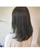 ガーデン ハラジュク(GARDEN harajuku)【中尾祐太】暗髪 アッシュグレー