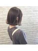 クレーデヘアーズ 相田店(Crede hair's)#ツヤツヤミニボブ