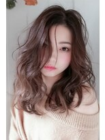 イロドリ ヘアーデザイン(IRODORI hair design)IRODORI センターパートで大人かわいい♪ [西尾一寛]