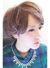 ヘアーデザイン ルートナナイチ(hair design ROUTE71)カシスカラー