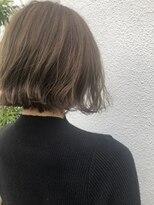 ジャパンヘアー 新都心店(JAPAN hair)外ハネスタイル