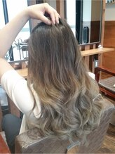 アピューズ ヘアー(Apiuz Hair)Apiuz Hair 外国人風☆3Dグラデーションカラー