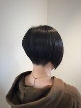 ブランシュ 中島店(Hair&Esthe Blanche)アシンメトリー