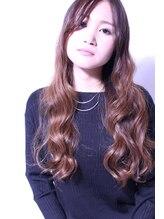 ヘアーメイク コル 和泉府中店(hair make cor)ロング