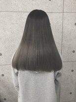 アールプラスヘアサロン(ar+ hair salon)グレージュ×グラデーション