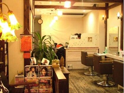 ヘアアンドメイク ガーデン(hair&make Garden)の写真
