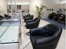 ブルーノリヴゴーシュ(BRUNO Rive Gauche)の雰囲気(美容師歴10年以上のスタイリストが6人在籍しております。)
