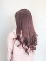 ピンクアッシュ〈浦安 美容室〉
