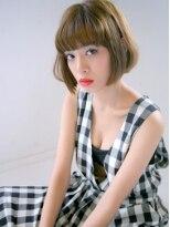 ヘアー ミッション 伊丹店(hair Mission)美髪ボブ【内迫】
