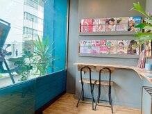 チェリーコーク ウブ(CHERRY COKE ubu)の雰囲気(カフェのような落ち着ける店内です♪)