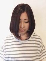ファムヘアー 新小岩(fam hair)カットで創るナチュラルヘア☆【famhair新小岩・新小岩美容室】