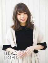 アーサス ヘア デザイン 国立店 (Ursus hair Design by HEAD LIGHT)*Ursus*柔らかゆるふわミディ