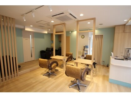 ヘアーサロン エフ(hair salon ef)の写真