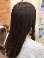 ウエニアフェクト(UE2 AFECTO)憧れ つやつやヘア